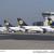 Lufthansa Flugzeuge in FRA    Foto: Ingrid FriedlLufthansa: 07.2008    0807_LH_LEITW_02