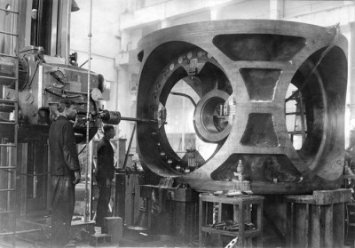 1-изготовление втулки рабочего колеса на ЛМЗ