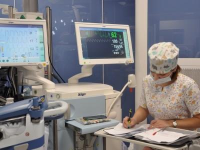 2. Единая система объединяет хирургическое и анестезиологическое оборудование