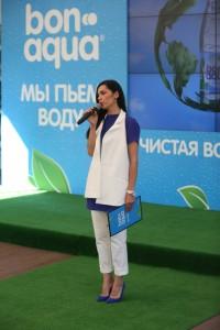 AABL5406_Снежина Кулова_презентация программы BonAqua Мы пьем воду