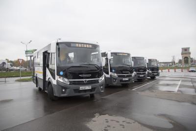 Автобусы Вектор NEXT