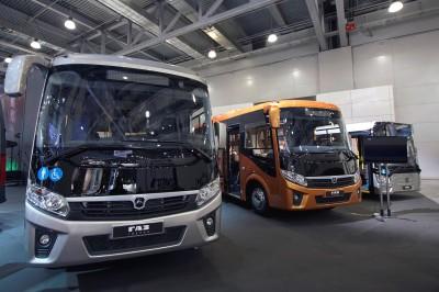 Автобусы Вектор NEXT и Kursor