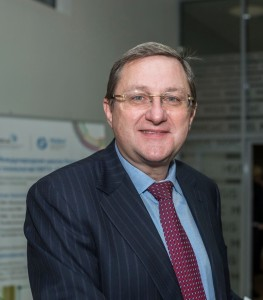 Борис Щербаков_вице-президент и генеральный директор Dell EMC в России, Казахстане и Центральной Азии