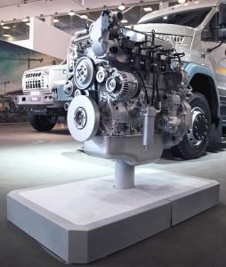 Двигатель ЯМЗ-53414