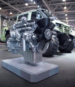 Двигатель ЯМЗ-53613