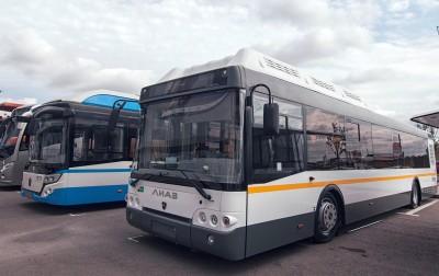 Электробус ГАЗ и ЛИАЗ-5292