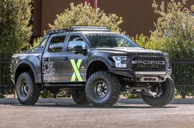 Ford Raptor Xbox Edition