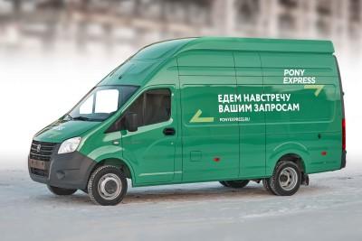 Фургон ГАЗель NEXT с увеличенной высотой крыши