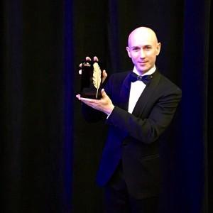 Gold Quill Awards 2015_2_Владимир Виноградов