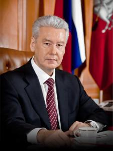 Мэр Москвы Собянин