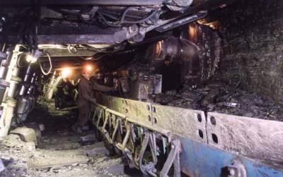 На шахте «Алардинская»
