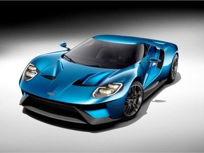 Новый Ford GT