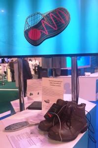 Проект В. Соболева теплоаккумулирующая обувь уже запатентован