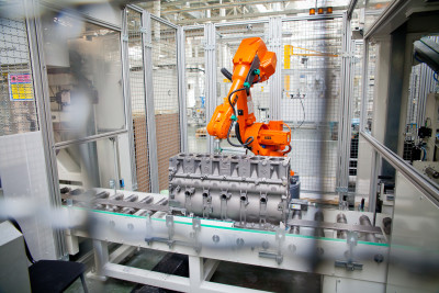 Производство двигателей ЯМЗ 530 семейства (2)