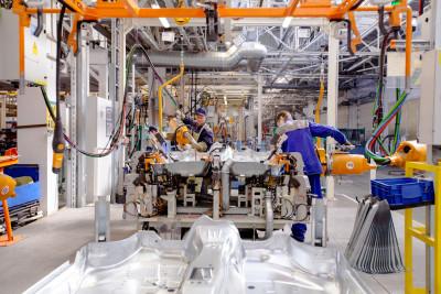 Производство техники Volkswagen и Skoda на автозаводе ГАЗ