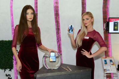 Пыле и влаго защищенный смартфон LG G6
