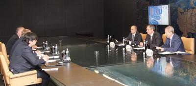 Рабочая встреча РусГидро и Силовые машины