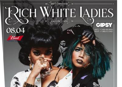 Rich White Ladies