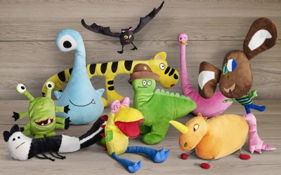 Soft Toy 2016