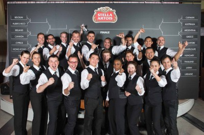 Stella Artois World Draught Masters