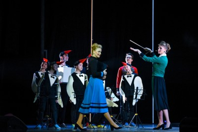 Театральная постановка, созданная по инициативе и при финансовой поддержке Группы ЧТПЗ, стала подарком зрителям к юбилею фестиваля