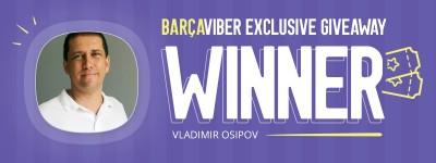 Viber winner
