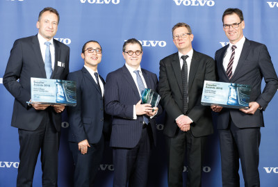 Volvo_Supplier Award
