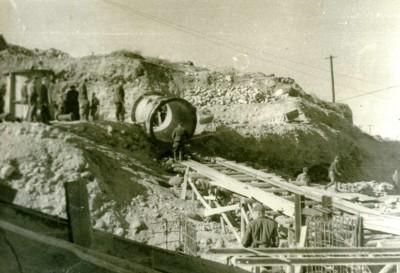 строительство Дзау